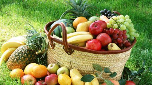 La frutta: uno degli alimenti cardine della dieta mediterranea