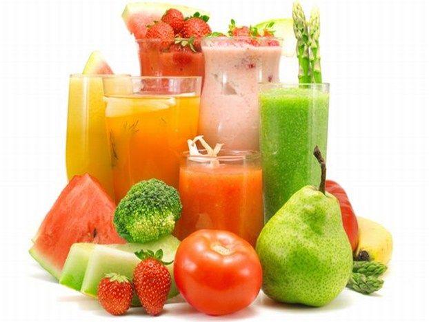 Gli alimenti della dieta detox: frutta e verdura