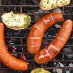 Cucinare i wurstel in modo dietetico